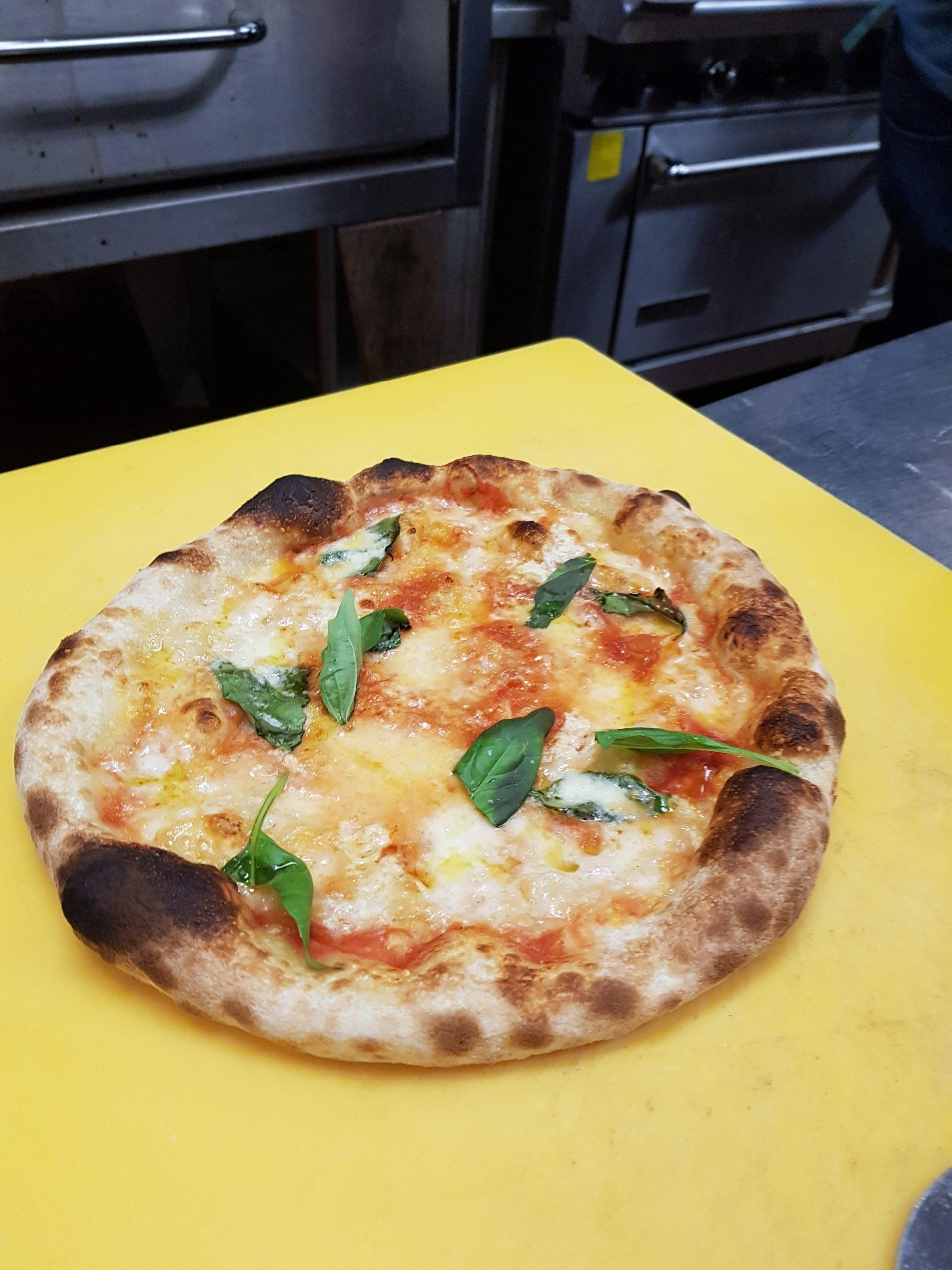 traditional pizza corso