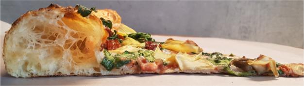 Pizza Canotto by Giuseppe Cortinovis