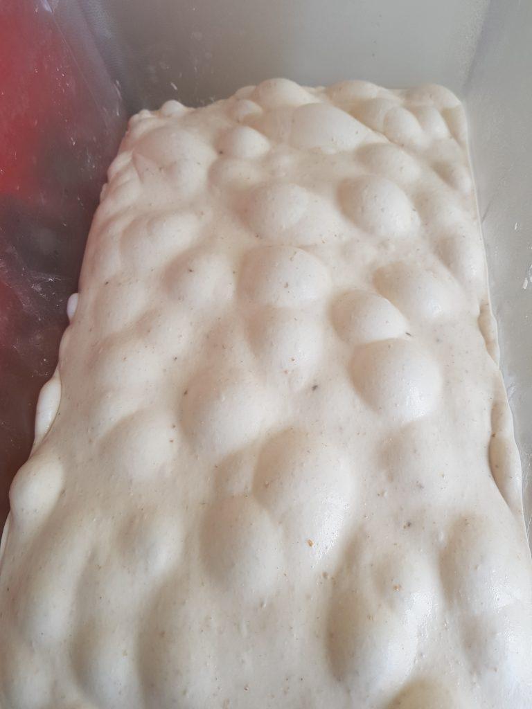 Puntata Teglia Romana dough