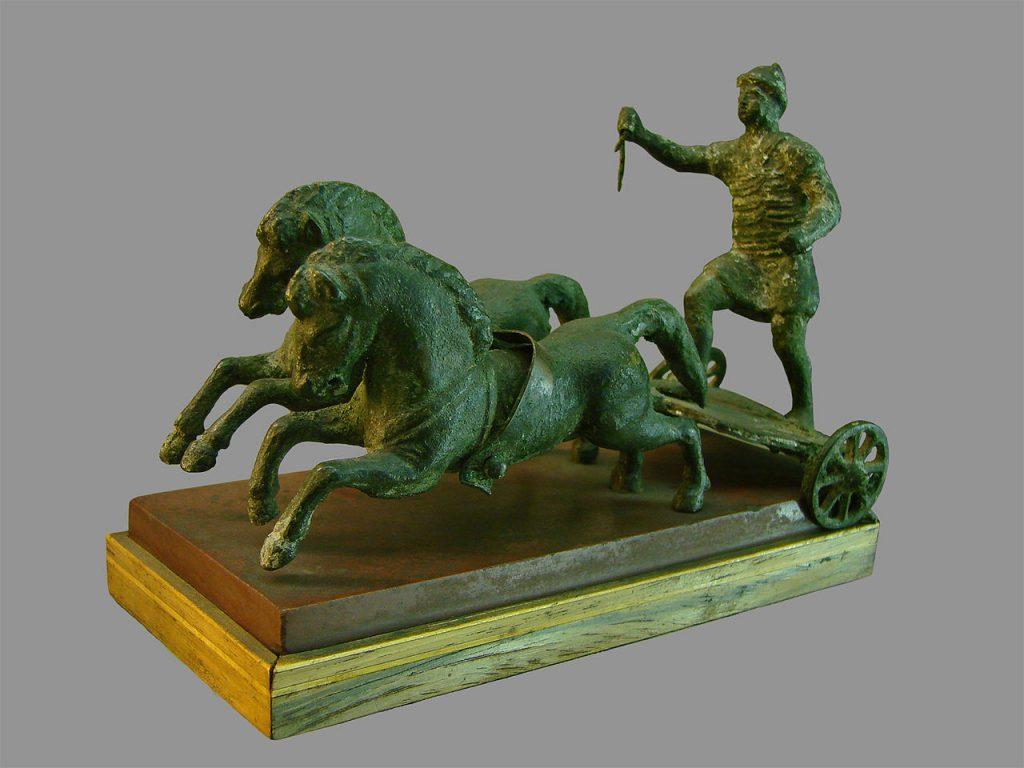 biga ancient Rome chariot